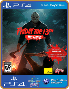 FRIDAY THE 13 TH THE GAME PS4 PSN MÍDIA DIGITAL ORIGINAL 1