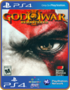 Ps4 God Of War 3 Remastered Português Psn Original 1 Mídia Digital