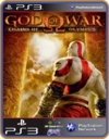 Ps3 God of War Chains of Olympus Mídia Digital Psn Original