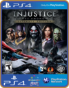 PS4 Injustice Gods Among Us Ultimate Edition Psn Original 1 Mídia Digital