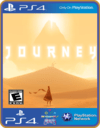 PS4 Journey Psn Original 1 Mídia Digital