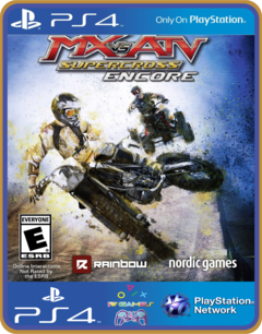 PS4 Mx Vs. Atv Supercross Encore - MIDIA DIGITAL ORIGINAL 1