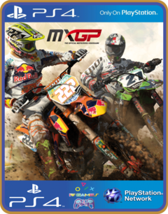PS4 MXGP - The Official Motocross Videogame - MIDIA DIGITAL ORIGINAL 1