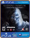 PS4 Middleearth Shadow of Mordor Game of the Year Edition Psn Original 1 Mídia Digital - inglês