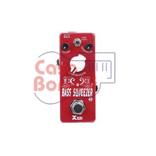 Pedal Xvive B1 BASS SQUEEZE