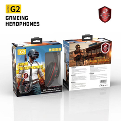 Auriculares Gamer 5.1 Streamers Crush Sound G4 - comprar online