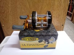 Reel Rotativo Spinit Ultimate 6000