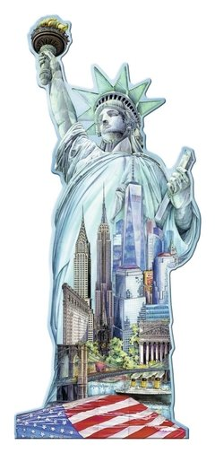 Statue of Liberty, 1000p