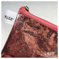 ESTUCHE A4 - GLITTER - WISH by Guillermina