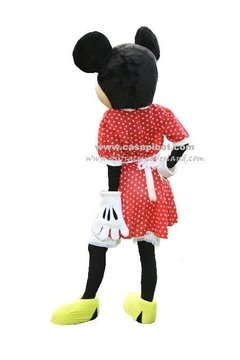 Minnie Mouse (1) - Disfraces Neverland de Casa Picot