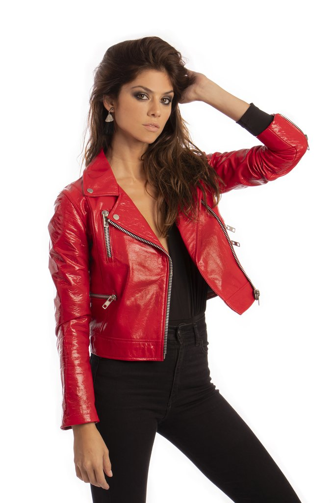 Chaqueta Red Devil