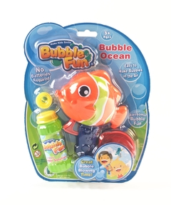 Burbujero Bubble fun pesces