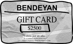 Gift Card - BENDEYAN
