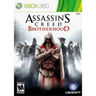 Assassins Creed Brotherhood - Xbox 360