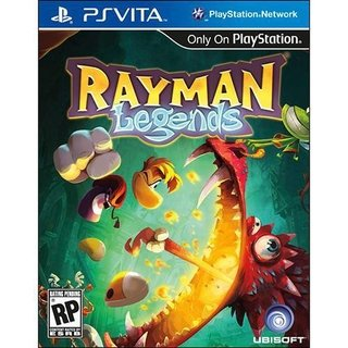 Rayman Legends - Ps Vita