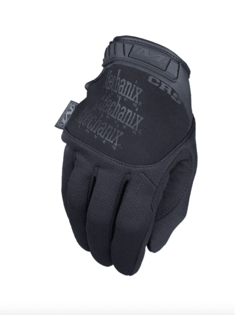 GUANTES TACTICOS PURSUIT NEGROS MECHANIX TAMAÑO L