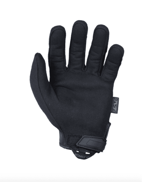 GUANTES TACTICOS PURSUIT NEGROS MECHANIX TAMAÑO L - comprar online
