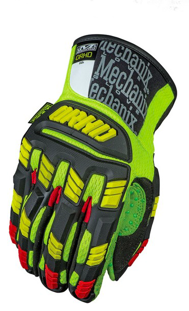 Guantes Originales Orhd P/gas -petroleo Mechanix Tamaño L
