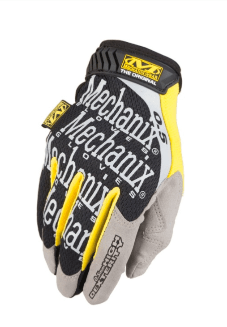 Guantes Originales High Dexterity 0.5mm De Mechanix Tamaño S