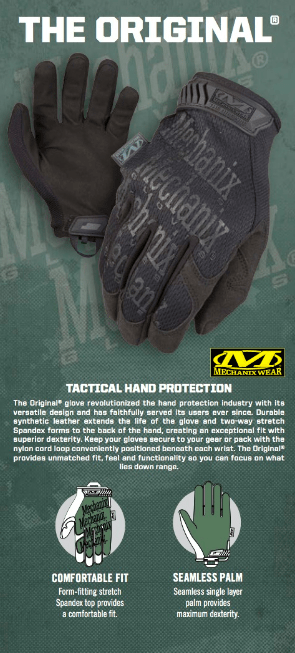 Guantes Originales Tacticos Mechanix Tamaño M en internet