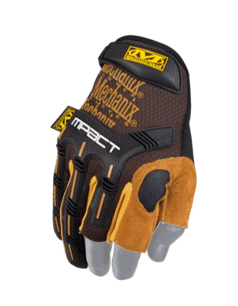 GUANTES M-PACT FRAMER LEATHER MECHANIX TAMAÑO L