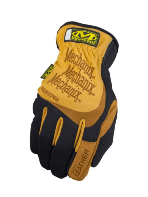 GUANTES FASTFIT LEATHER MECHANIX TAMAÑO M