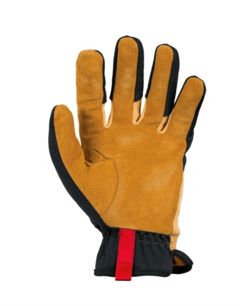 GUANTES FASTFIT LEATHER MECHANIX TAMAÑO M - comprar online