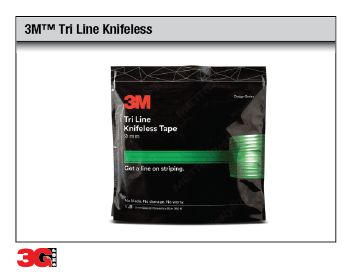 3M(TM) Tri Line Knifeless