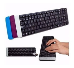 Teclado Logitech K230 Wireless Inalambrico Mini Compacto Usb