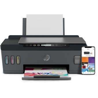 IMPRESORA HP SMART TANK 515 AIO  PRINTER WIFI