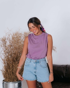 shorts mom jeans eyes - loja online
