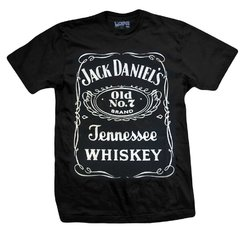 Remera JACK DANIEL'S TENNESSEE WHISKEY
