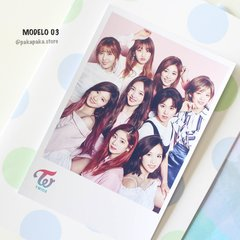 Photocard Twice na internet