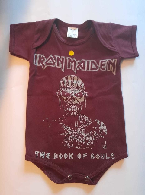 BABY BODY IRON MAIDEN