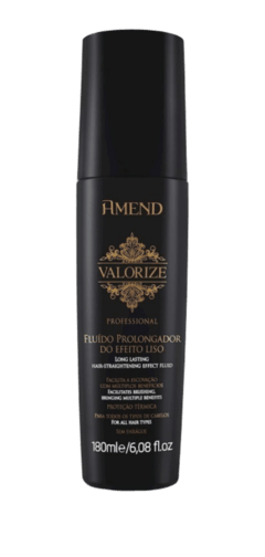 Amend Valorize Fluido Prolongador do Efeito Liso 180 ml