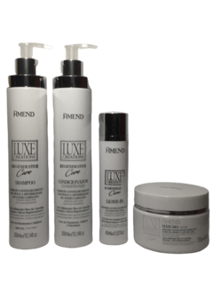 Amend Luxe Creations Regenerative Care Combo 04 produtos