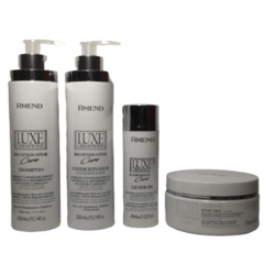 Amend Luxe Creations Regenerative Care Shampoo | Condicionador | Máscara | Leave-in