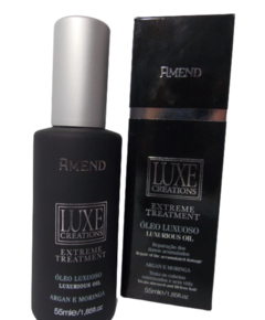 Amend Luxe Creations Extreme Treatment Óleo Luxuoso 55ml - comprar online