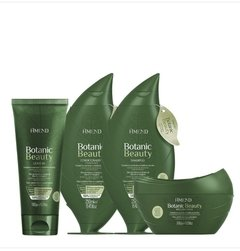 Amend Botanic Beaulty Herbal - KIT Shampoo, Condicionador, Máscara e Leave-in - comprar online