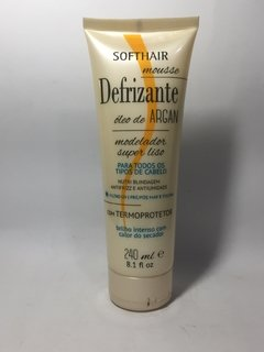 SoftHair Defrizante Óleo de Argan 240ml