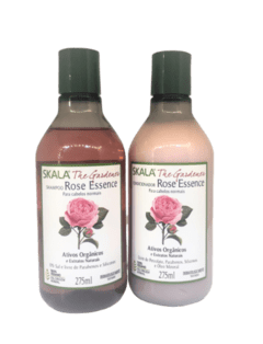 Skala The Gardener Rose Essence Shampoo e Condicionador 275ml - comprar online