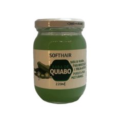 SoftHair Baba Natural de Quiabo 220ml