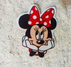 Parches Minnie & Mickey