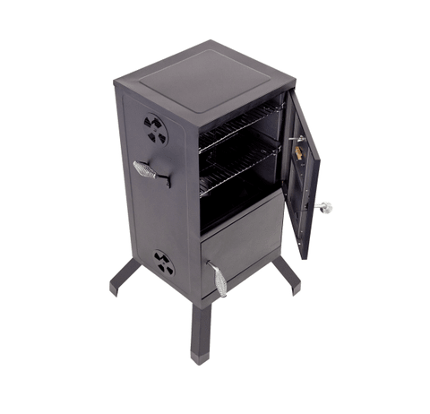 VERTICAL 365 CHARCOAL SMOKER CHAR-BROIL - CharBroil Argentina