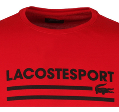 Lacoste Remera Hombre Ultra Dry Live Th3341 en internet