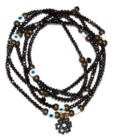Necklace/Bracelet Sorte Zodiac Signs - Capricorn (Onyx)