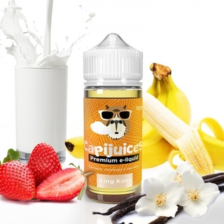 Juice - Capi Juices - King Kong - 100ml