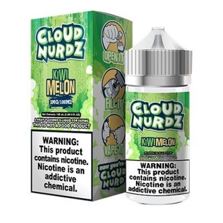 Juice - Cloud Nurdz - Kiwi Melon - 100ml
