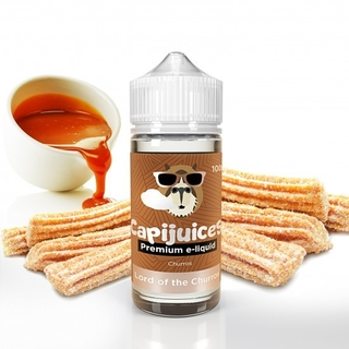 Juice - Capi Juices - Lord of the Churros - 100ml