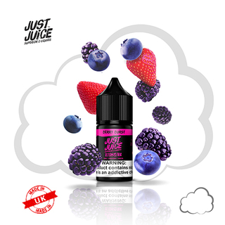 SaltNic - Just Juice - Berry Burst - 30ml